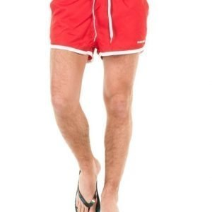 Frank Dandy Saint Paul Swim Shorts Red