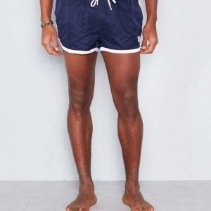 Frank Dandy St. Paul Swim Shorts Dark Navy