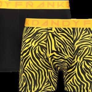 Frank Dandy Tiger Boxer Bokserit 2-Pakkaus