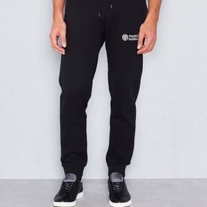 Franklin & Marshall Basic Logo Pant Black