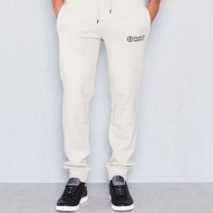 Franklin & Marshall Basic Logo Pant Original Grey