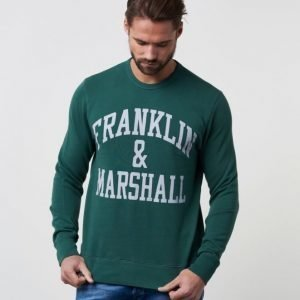 Franklin & Marshall Basic Logo Sweat Fairway