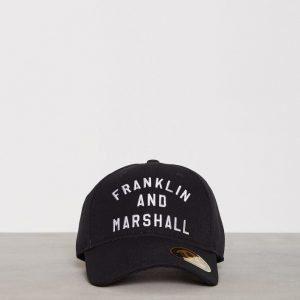 Franklin & Marshall Caps Lippis Black