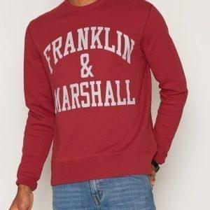 Franklin & Marshall FLMVA089 Pusero Amaranth