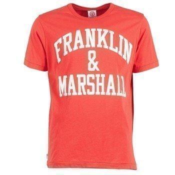 Franklin & Marshall FULLER lyhythihainen t-paita