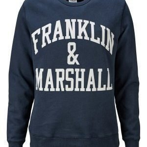 Franklin & Marshall Fleece 167 Navy