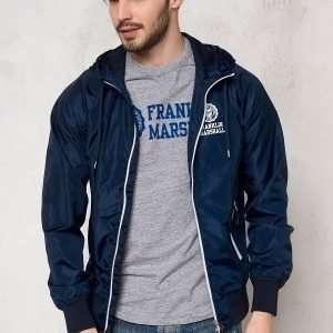 Franklin & Marshall Jackets Uni Zip Navy
