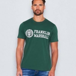 Franklin & Marshall Logo Tee Fairway