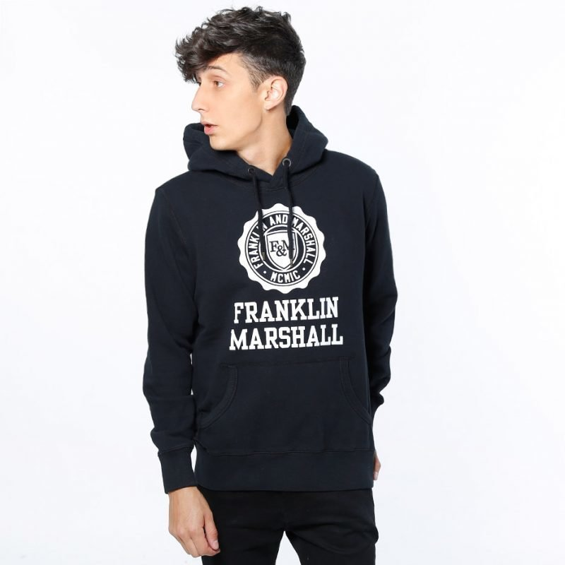 Franklin & Marshall Logo -huppari