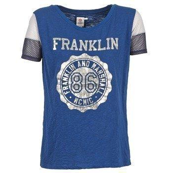 Franklin & Marshall QUALALO lyhythihainen t-paita