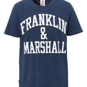 Franklin & Marshall T-Shirt 167 Navy