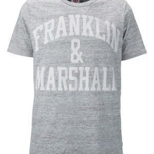 Franklin & Marshall T-Shirt 874 Sport Grey
