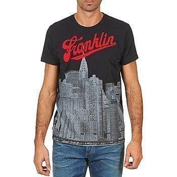 Franklin & Marshall TIGARD lyhythihainen t-paita