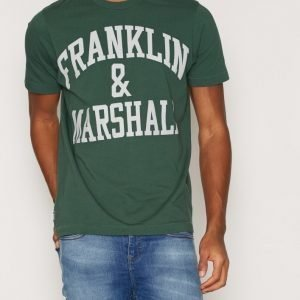 Franklin & Marshall TSMVA224 T-paita Fair