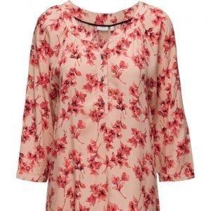 Fransa Abflower 2 Shirt pitkähihainen pusero