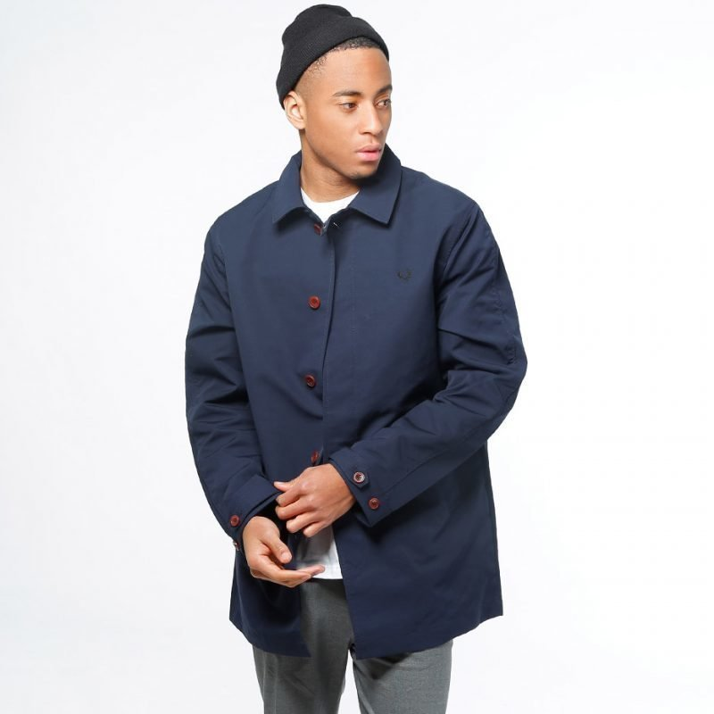 Fred Perry Bonded Caban Mac -takki