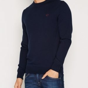 Fred Perry Classic Crew Neck Pusero Carbon