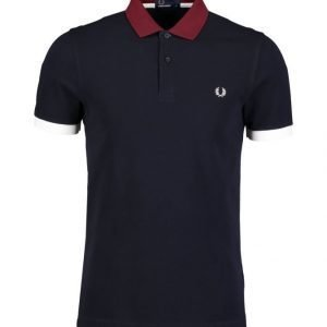 Fred Perry Colour Block Pikeepaita