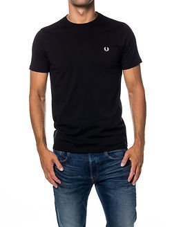 Fred Perry Crew Neck Black