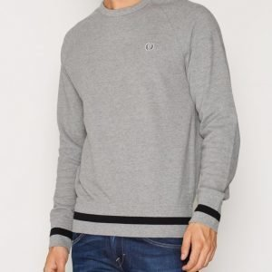 Fred Perry Crew Neck Sweat Pusero Steel