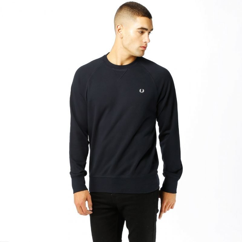 Fred Perry Crew Sweat -college