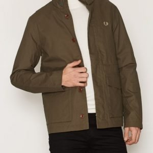 Fred Perry Field Jacket Takki Olive