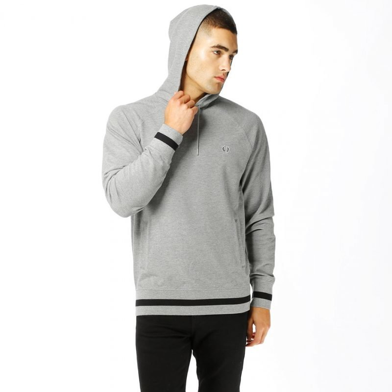 Fred Perry Hooded Sweat -huppari