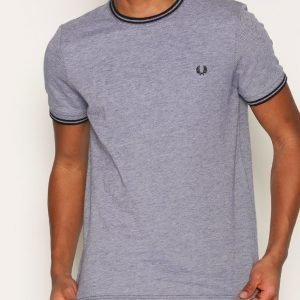 Fred Perry Jersey T-shirt T-paita Carbon