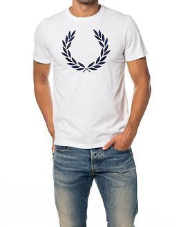 Fred Perry Laurel White