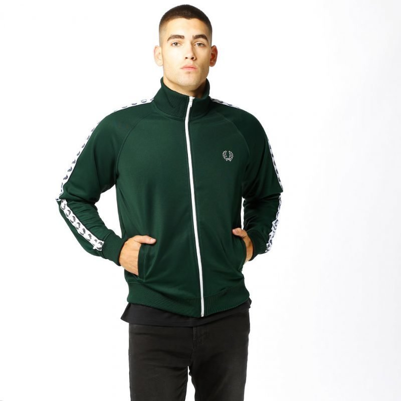 Fred Perry Laurel -zip crew