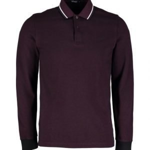 Fred Perry Ls Twin Pikeepaita