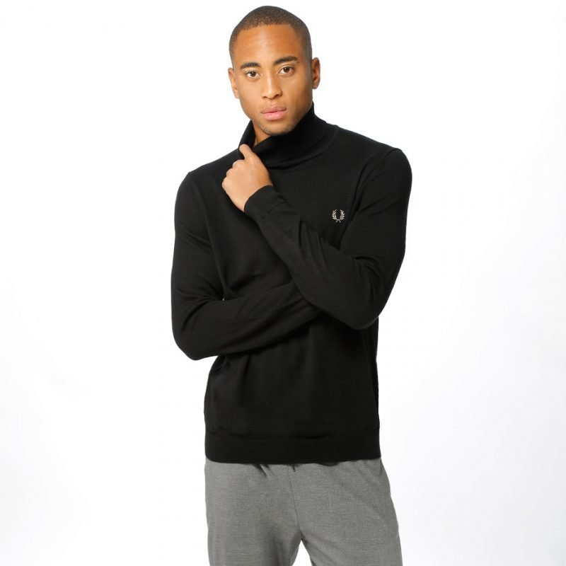 Fred Perry Merino Roll Neck -paita