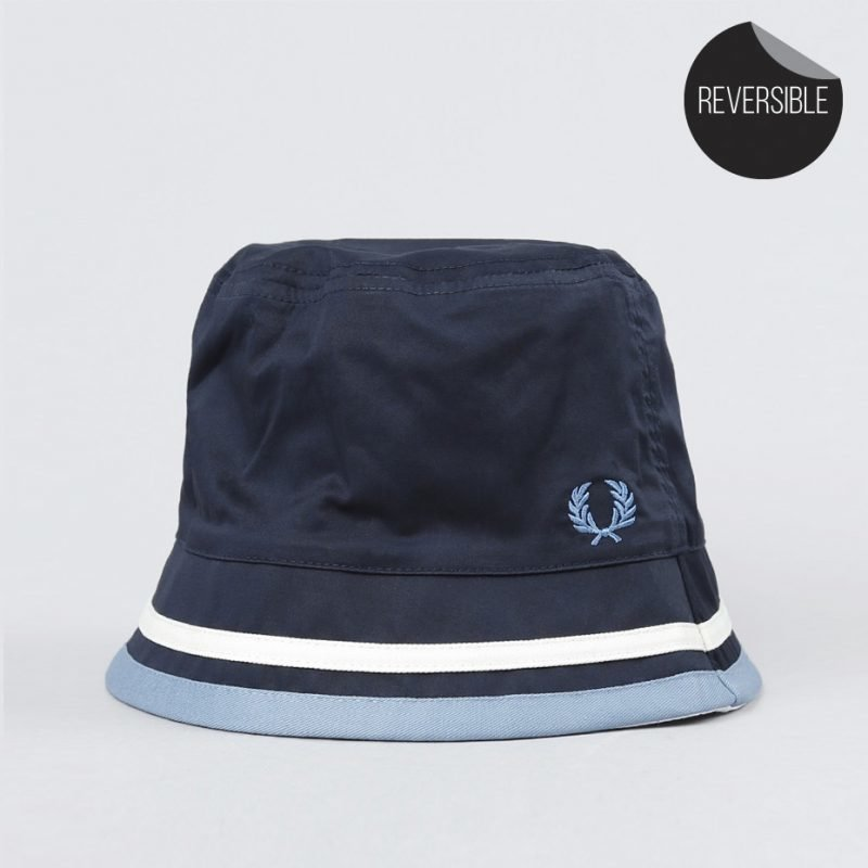 Fred Perry Reversible Bucket -hattu