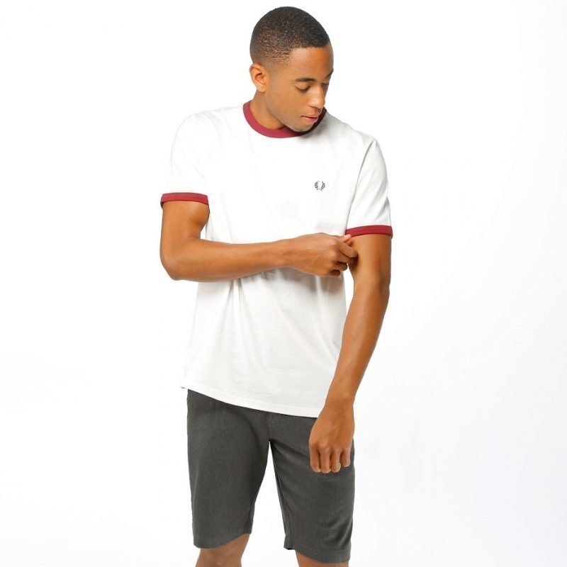 Fred Perry Ringer -t-paita