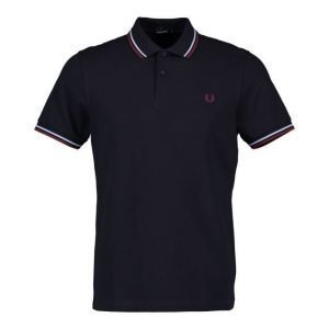 Fred Perry Slim Fit Twin Tipped Pikeepaita