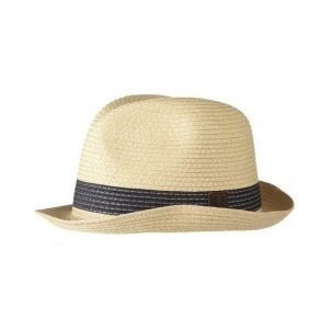 Fred Perry Straw Trilby Hattu