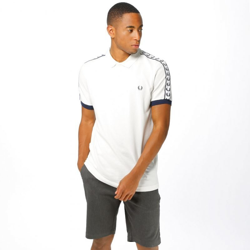 Fred Perry Taped -pikee
