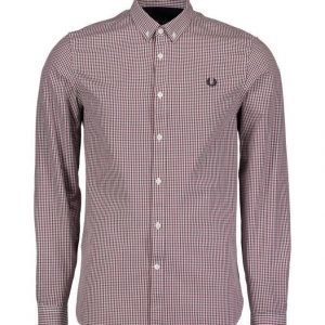 Fred Perry Three Colour Basketweave Paita