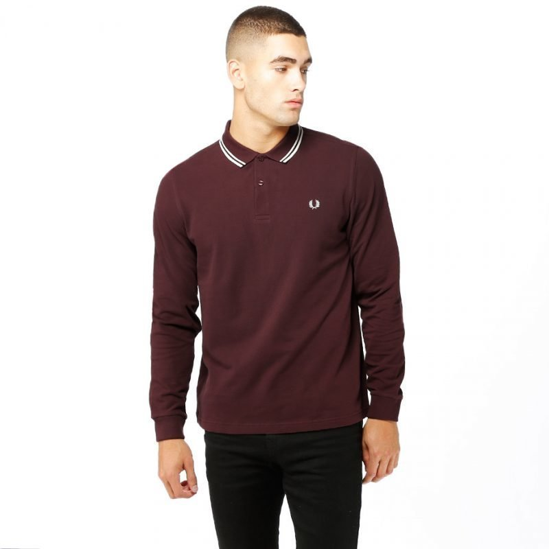 Fred Perry Twin Tipped -longsleeve
