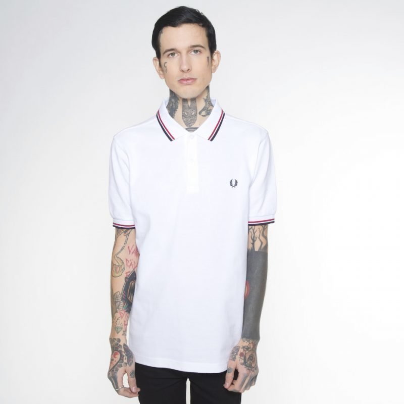 Fred Perry Twin Tipped -pikee