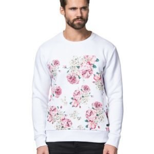 Freddie G Blom Sweat White