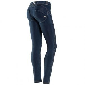 Freddy Wr.Up Low Waist Skinny Housut