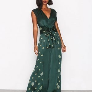 Free People Jessies Jumpsuit Green