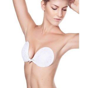 Freebra Lux Lace Bra White D