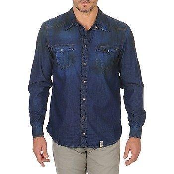 Freeman T.Porter CORWEND DENIM pitkähihainen paitapusero