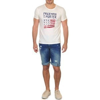 Freeman T.Porter DADECI SHORT DENIM bermuda shortsit