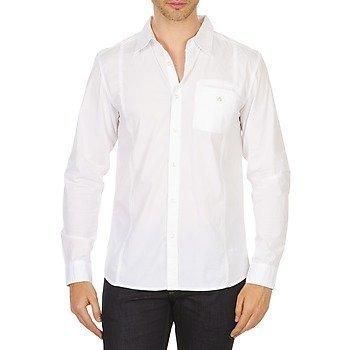 Freeman T.Porter PETER POPELINE STRETCH pitkähihainen paitapusero