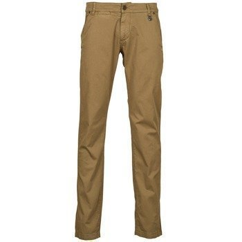 Freeman T.Porter PRESTON COTTON STRETCH CHOCOLATE CHIP 5-taskuiset housut