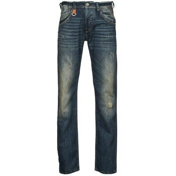 Freeman T.Porter PUNEAT STRETCH DENIM SINTON DAMAGE suorat farkut