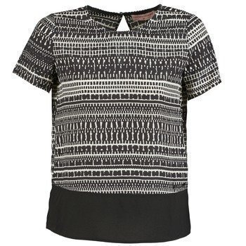 Freeman T.Porter TRIBEL TRIBAL MIX VIS/SILK BLACK INK paita